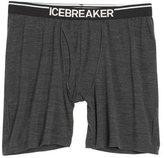 Icebreaker Men's Anatomica Long Boxer w/ Fly