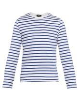 A.p.c. Long-sleeved Striped T-shirt