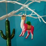 Graham and Green Hanging Llama Decoration