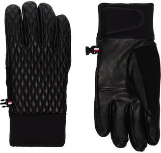 Fusalp Athena logo patch gloves