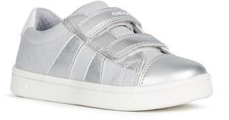Geox DJ Rock 21 Metallic Sneaker