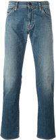 Emporio Armani straight leg jeans - men - Cotton/Spandex/Elastane - 32