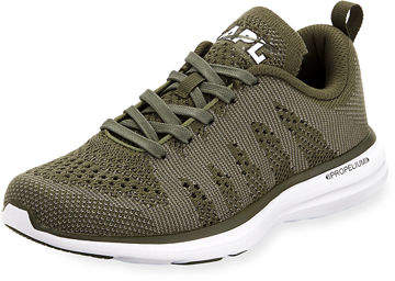 APL Athletic Propulsion Labs APL: Athletic Propulsion Labs Techloom Pro Cashmere Sneakers