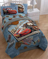 Disney Disney's Cars Tune Up Full 7 Piece Comforter Set Bedding