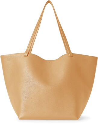 The Row Park Two Leather Tote
