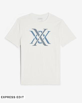 Express Triple X Graphic T-Shirt