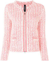 Marc Cain short knitted jacket