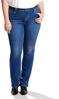 Levi's Classic Wash 580 Straight-Leg Jeans - Plus