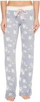 PJ Salvage Purrty Tired PJ Pants Women's Pajama