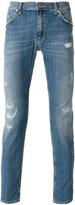 Dondup straight leg jeans - men - Cotton/Spandex/Elastane - 31