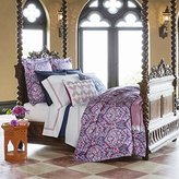Sferra Rowyn by Full/queen Duvet Cover 88x92 (Navy/berry)