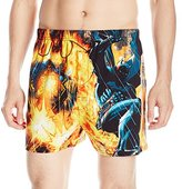 Briefly Stated Men's Batman Cotton Boxers