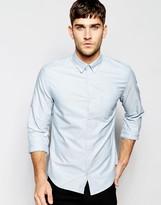 Esprit Cotton Oxford Shirt In Regular Fit