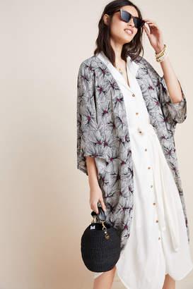 Bel Kazan Gillian Printed Kimono