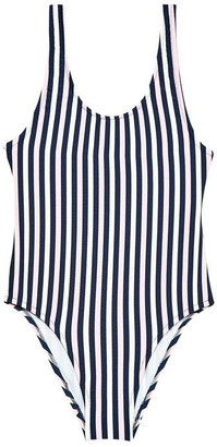 Jack Wills Hollybank Print Swimsuit