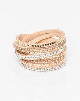 Le Château Gem Wrap Bracelet