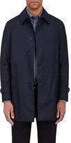 Giorgio Armani Men's Cashmere-Silk Trench Coat