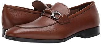 Salvatore Ferragamo Benford Loafer (Radica) Men's Slip on Shoes
