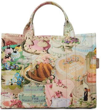Marc Jacobs The Small Traveler cake tote