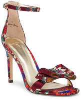Joie Akane Brocade Stiletto Sandal