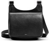 Shinola Small Field Leather Crossbody Bag - Black