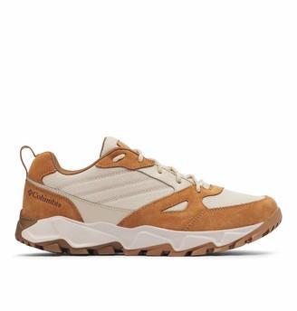 Columbia Men's IVO TRAIL Walking Shoe Brown (Peatmoss Rich Wine 213) 13 (47 EU)