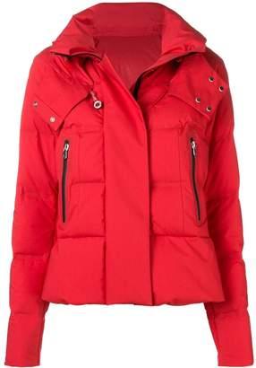 Peuterey short puffer jacket