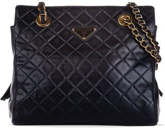 Prada Pre Owned Impuntu chain shoulder bag