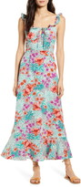 Lost + Wander Flower Power Maxi Dress