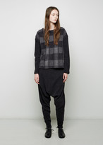 Zucca Wool Sweater Pants