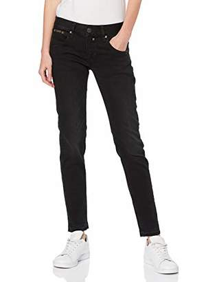 Herrlicher Women's Touch Cropped Jogg Slim Jeans,31W / 31L