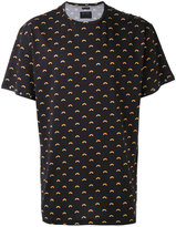 Marc Jacobs rainbow-print T-shirt - men - Cotton - S