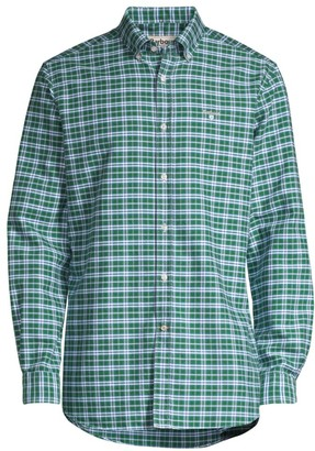 Barbour Tailored-Fit Highland Check 22 Cotton Shirt