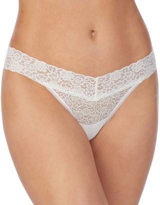 So Juniors' Lace Thong Panty