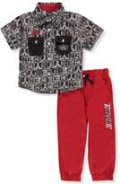 Enyce Little Boys' 2-Piece Outfit