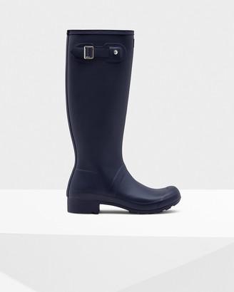 Hunter Women's Original Tour Foldable Tall Rain Boots