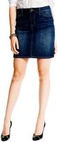 Tommy Hilfiger 5 Pocket Jean Skirt