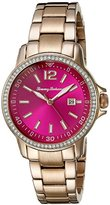 Tommy Bahama RELAX Women's 10018374 Island Breeze (Air) Japanese Quartz Gold-Tone Watch