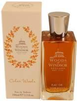 Woods of Windsor Cedar Woods Eau De Toilette Spray for Women, 3.3 Fl Oz