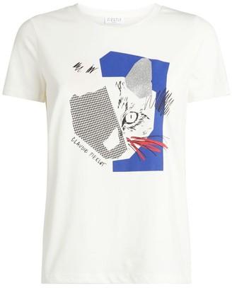Claudie Pierlot Graphic T-Shirt