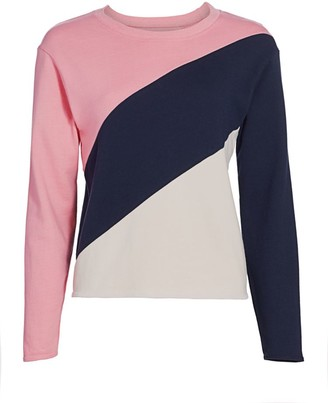 Splits59 Tamara Colorblock Sweatshirt