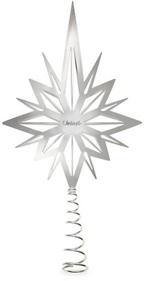 Christofle Holiday Star Tree Topper