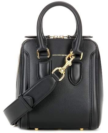 Alexander McQueen Small Heroine leather crossbody bag