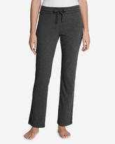 Eddie Bauer Women's Knit Sleep Pants - Solid