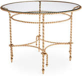 One Kings Lane Hyannis Dining Table - Gold