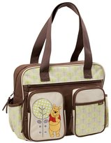 Disney Pooh Tree Print Diaper Bag, Beige/brown