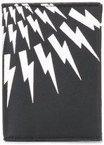 Neil Barrett 'Thunder' cardholder