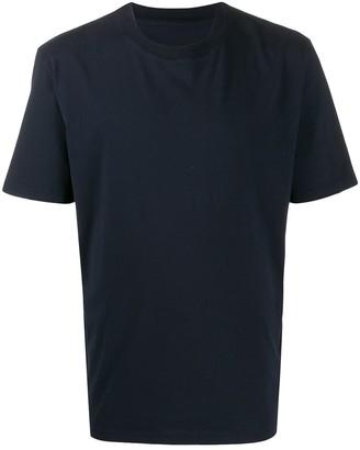 Maison Margiela back four-stitches T-shirt