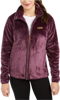 Columbia Fire Side Ii High-Pile-Fleece Jacket