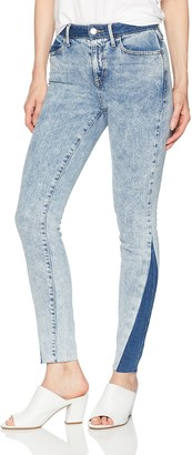 GUESS Women's Bright Shadow 1981 Skinny Jean Pants
